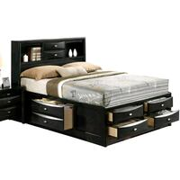 Queen size bed with 8 drawer frame Alexandria, 22310