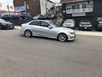 2012 Mercedes-Benz C250 4matic certified low kms dealer maintained  Toronto