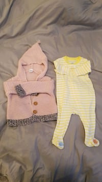 Baby clothing for newborn