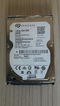Seagete 500GB 7200 Rpm HDD Istanbul