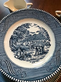 Currier and Ives China Grovetown, 30813