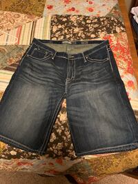 Buckle Jean shorts! Size 38 pretty much brand new!!   Richfield, 55423