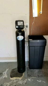 Water softener system new
