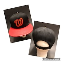 Brand 59 Fifty New Era MLB SnapBack Washington Nationals Cap. Available Now  Hanover, 21076