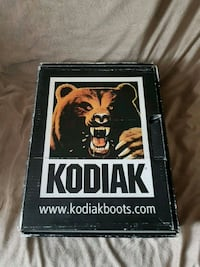 Kodiak work boots never worn size 8 Kitchener, N2P 1R7