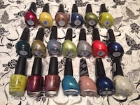 Brand new OPI nail polish collection  Toronto, M9M 0A4