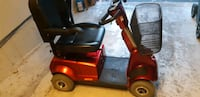 Mobility Fortress Scooter 1700DT
