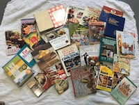 24+ Cookbooks Looking for Good Hone (all for $5) Chantilly, 20152