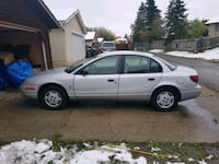 2002 Saturn SL1 . Runs and drives excellent  $1300 Edmonton, T6L 2G3