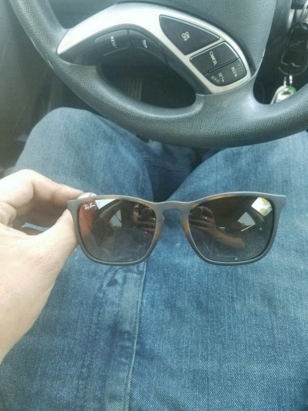 3b333a82c46 Used Ray ban rb4187 CHRIS tortoise frame w brown lenses for sale in San Jose  - letgo