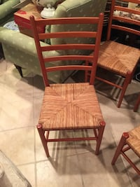two brown wooden windsor chairs Alexandria, 22309