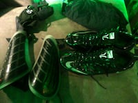 green and black sports bike Calgary, T2E 6E3