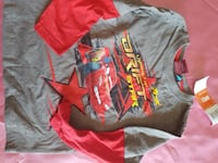 Tee-shirt manches longues cars neuf  Angers, 49100