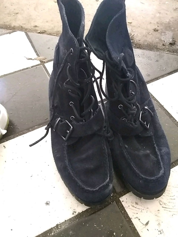 Polo Boots size 11 0