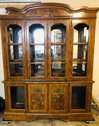 Mirrored china cabinet Pearl, 39208