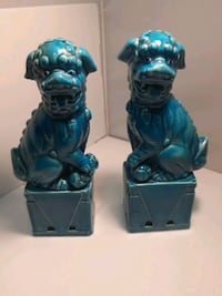 Antique chinese  Foo Dogs Lion