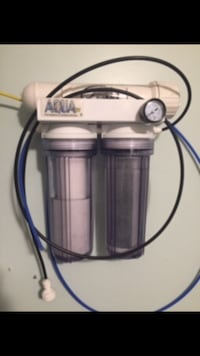RO/DI  Reverse Osmosis System for saltwater aquarium