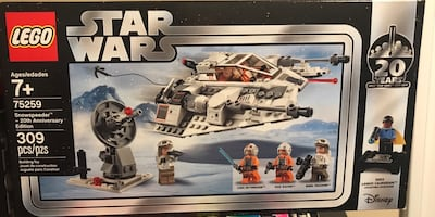 Star Wars lego play set lego set number