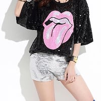 Brand new sequinned top  Toronto, M2N 4S1