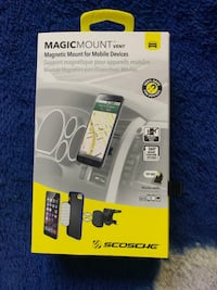 Magnetic Mount for Mobile Devices*NEW*