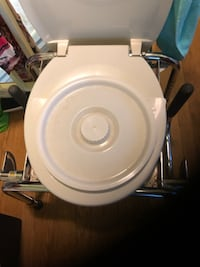 heavy duty toilet for elderly/immobile Alexandria, 22307