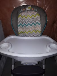 3-in-1 Deluxe High Chair Caledon