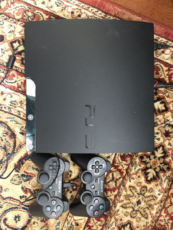PS3 like new ... 149GB