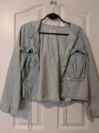 Volcom light denim jacket Calgary, T3E 5K8