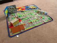 Tonka activity rug, board and magnetic books Derry, 03038