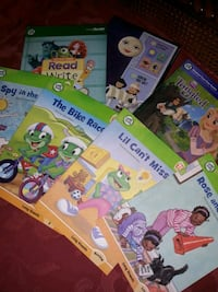 Leap Frog Readers and Tags