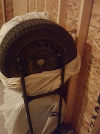 black and gray bicycle trailer Calgary, T2C 1B8
