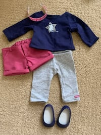 American Girl Doll Outfit with original box Littlestown, 17340