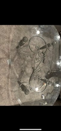 Glass coffee table for living room area Buena Park, 92801