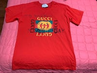 Brand new red Gucci T-shirt in red  Philadelphia, 19149