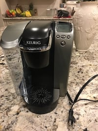 black and gray Keurig coffeemaker Vienna, 22180