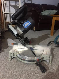 Shop master compound miter saw