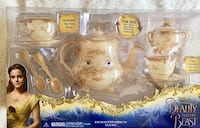 NEW - Beauty & The Beast Tea Set San Jose, 95111
