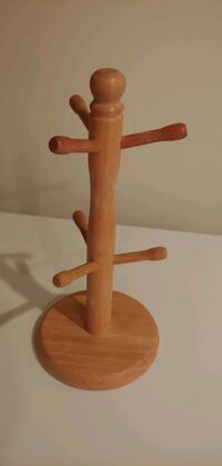 Wooden Cup Tree Holder Calgary, T2T 5S6