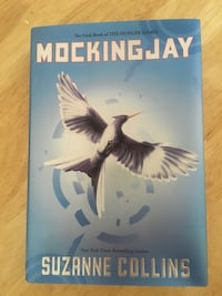 Hunger Games: Mockingjay by Suzanne Collins Hardcover Baltimore, 21224
