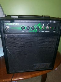 black and green guitar amplifier Pineville, 28134