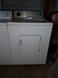 Electric Dryer, like new   $100 FALLBROOK