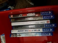 assorted Sony PS3 game cases Chilton, 53014