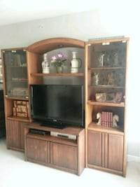 TV wall unit Langley, V3A