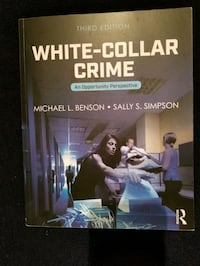 White Collar Crime  Oakville, L6H 1K9