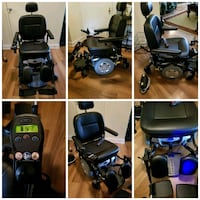 Quantum 6 Edge Power Chair College Park, 20740