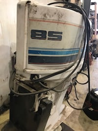 Chrysler Force 85 Outboard King George, 22485