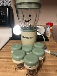 Baby bullet. Used for 3 months ...in good condition.  Smyrna, 37167