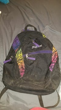 School backpack (Used but clean) Indianapolis, 46268