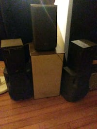 Miscellaneous multimedia speakers