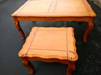 Coffee table and side table new excellent conditio Phillipsburg, 08865